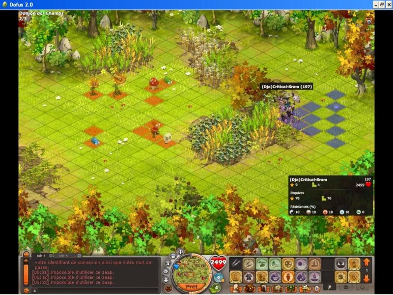 Dofus 2.0 (quelques screens) Donjon10