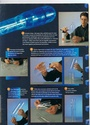 maquette d'Ariane 4 réaliste en bouteille de cola Docume14
