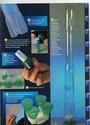 maquette d'Ariane 4 réaliste en bouteille de cola Docume18