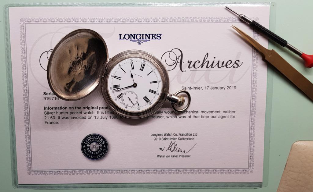Votre montre de poche du moment ! - Page 12 20190128