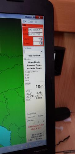 Instruments de navigation pour petit budget 20191111
