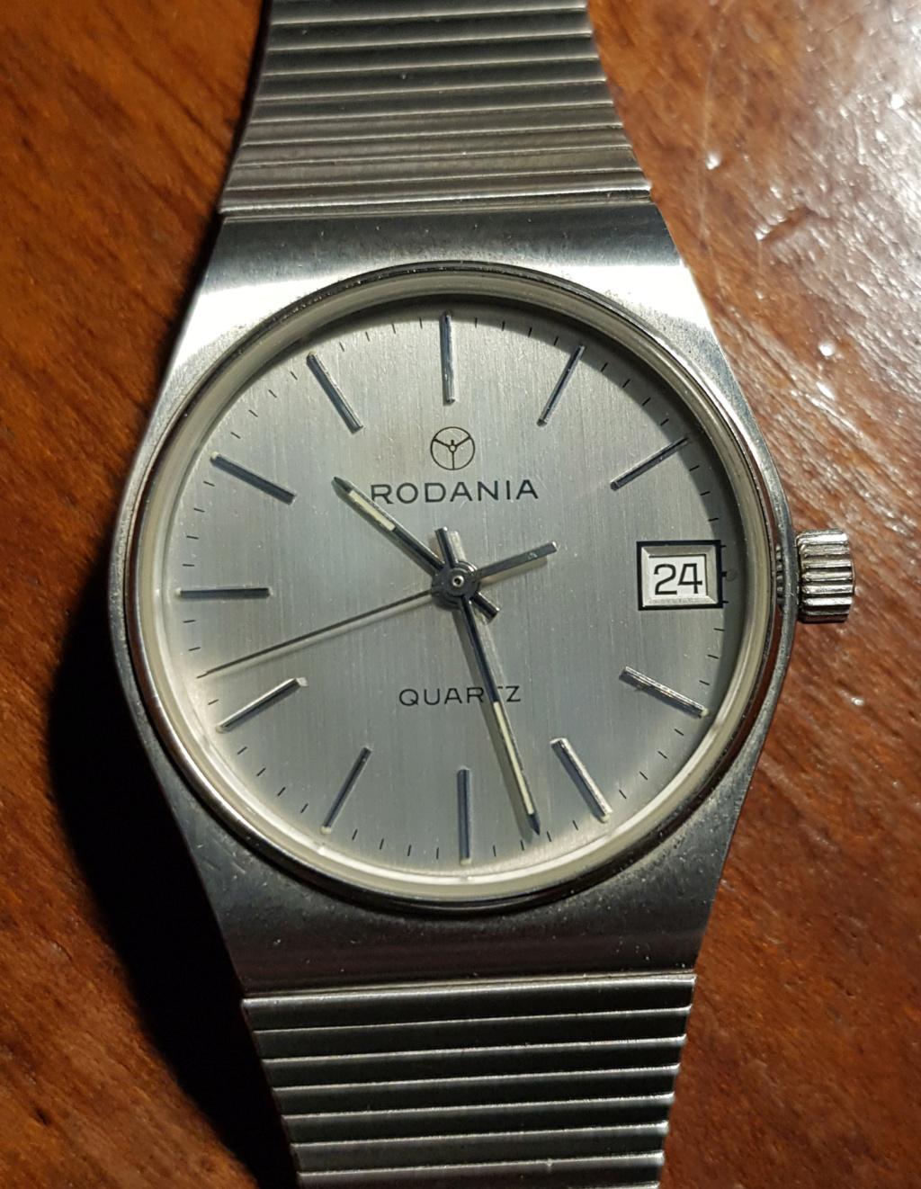 Mido -  [Postez ICI les demandes d'IDENTIFICATION et RENSEIGNEMENTS de vos montres] - Page 35 20200116