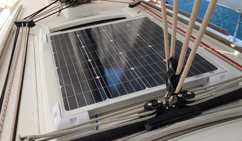Panneau solaire  20200412