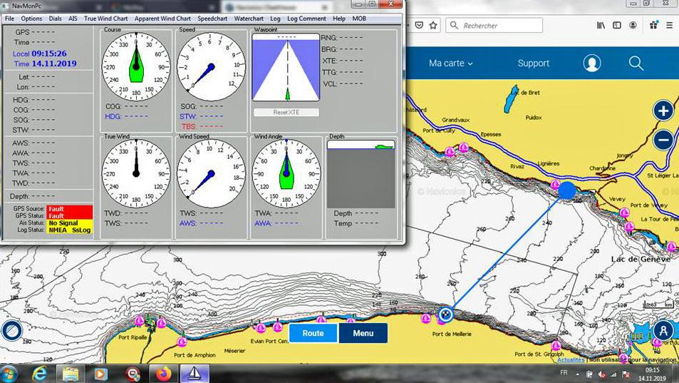 Instruments de navigation pour petit budget Navion10