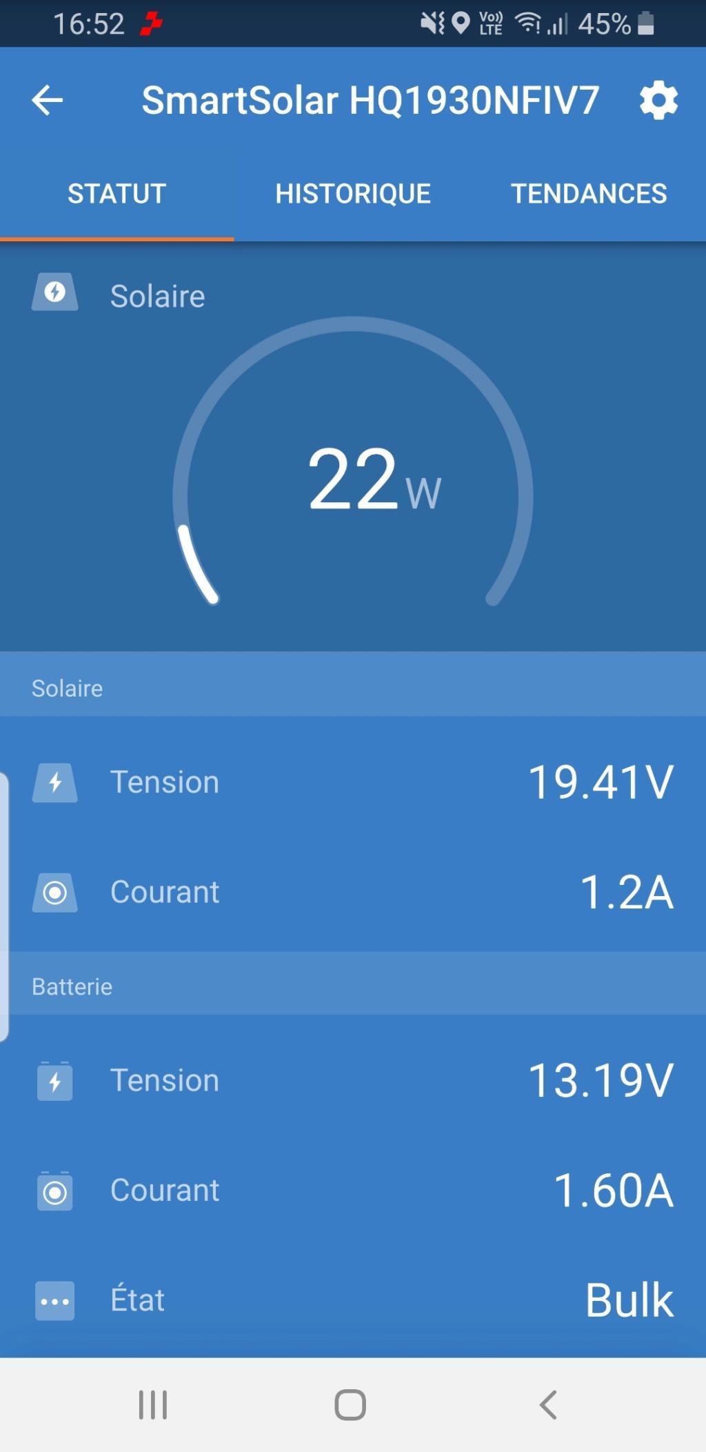 Panneau solaire  Screen11