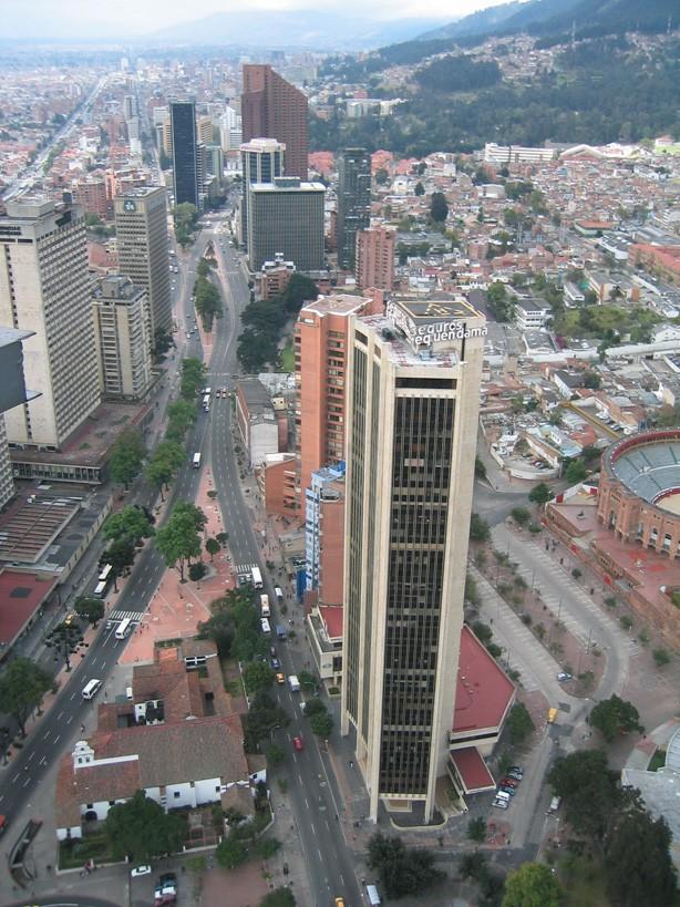 COLOMBIA- SANTA FE DE BOGOTA- TE CACHAMOS!!! Bogota11