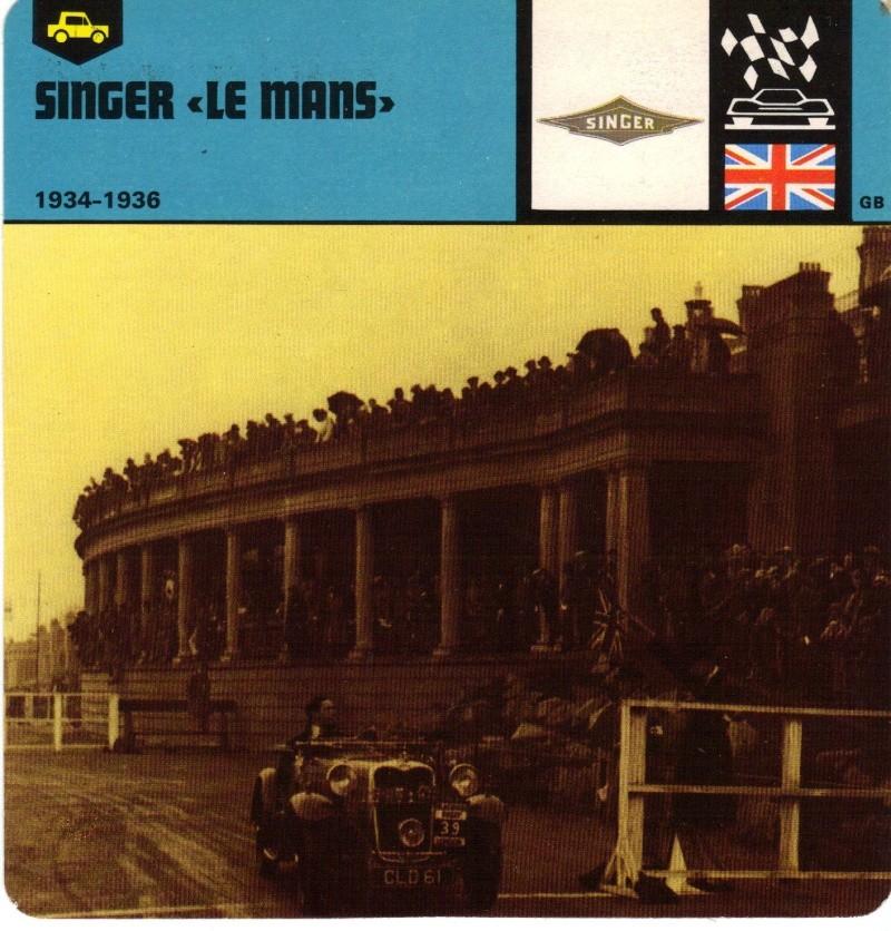 Singer divers Singer16
