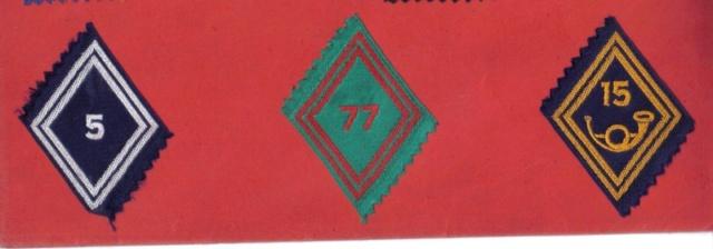 insigne tissé du 7e BCA  Losang11