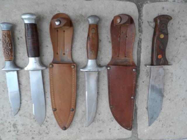 Les couteaux des SCOUTS DE FRANCE du Catalogue LA HUTTE de 1939 Sam_2314