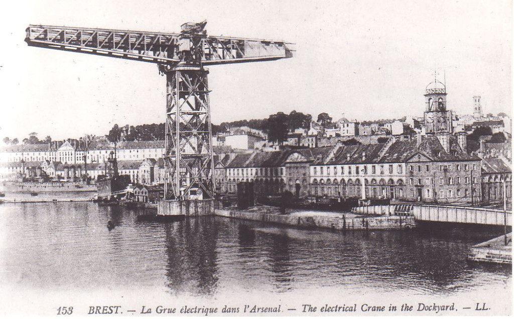 Port de Brest 1935 La-con10