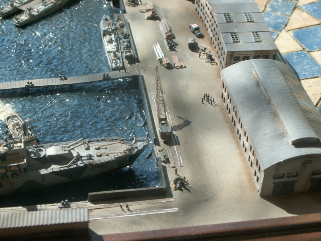 Base U boat 1/700 Pict0211