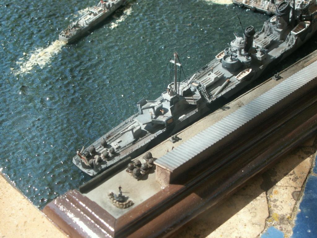 Base U boat 1/700 Pict0212