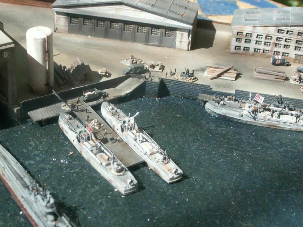 Base U boat 1/700 Pict0214