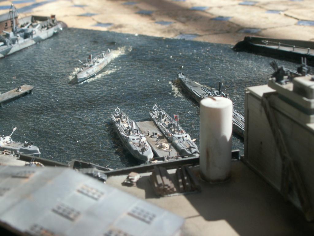 Base U boat 1/700 Pict0222