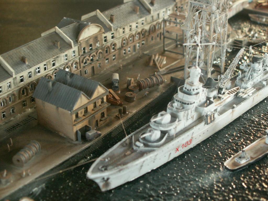 Port de Brest 1935 Pict0242
