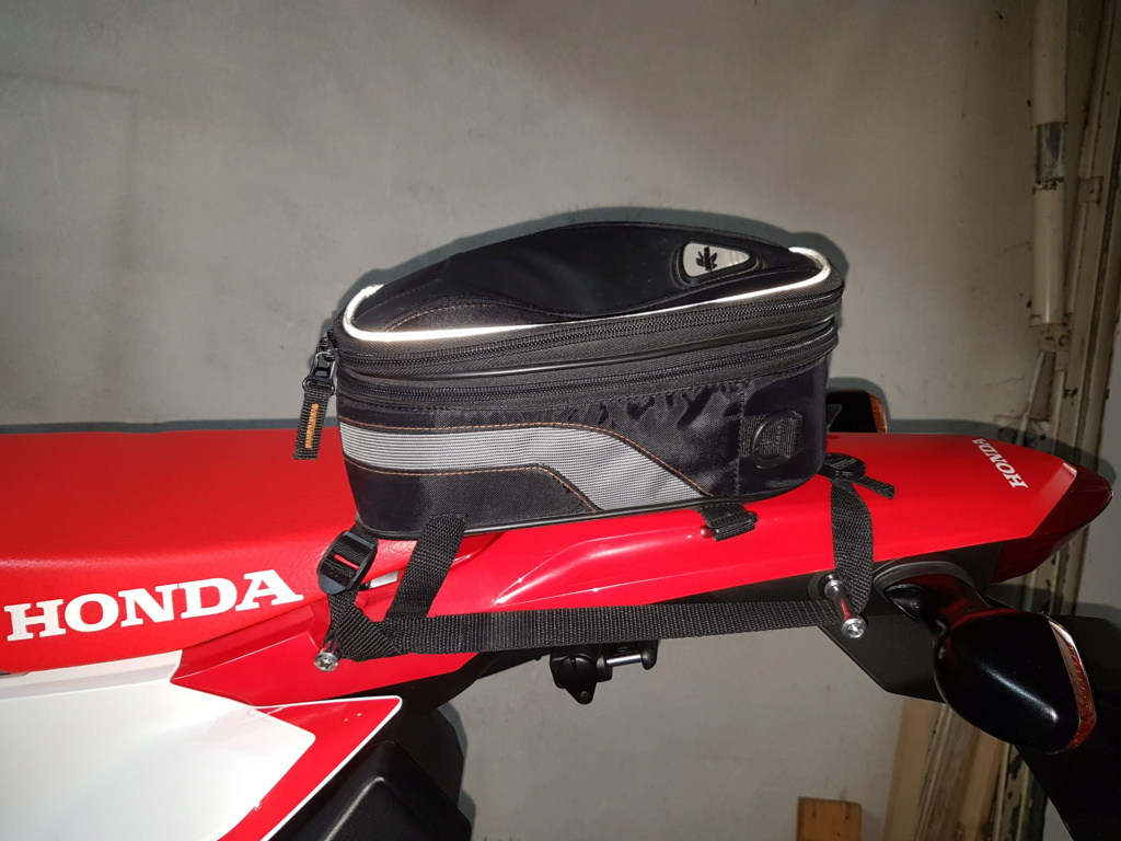 Modifs et accessoires Honda 300 CRF-L 20210413