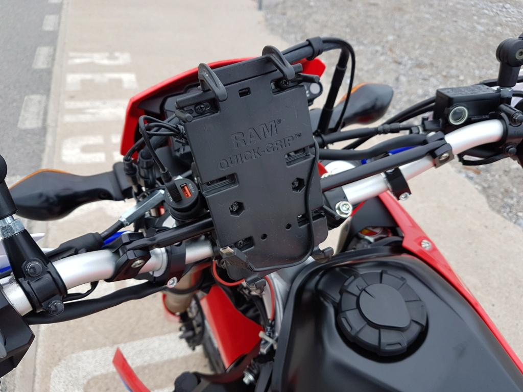 Modifs et accessoires Honda 300 CRF-L 20210415