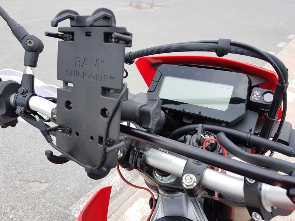 Modifs et accessoires Honda 300 CRF-L 20210416