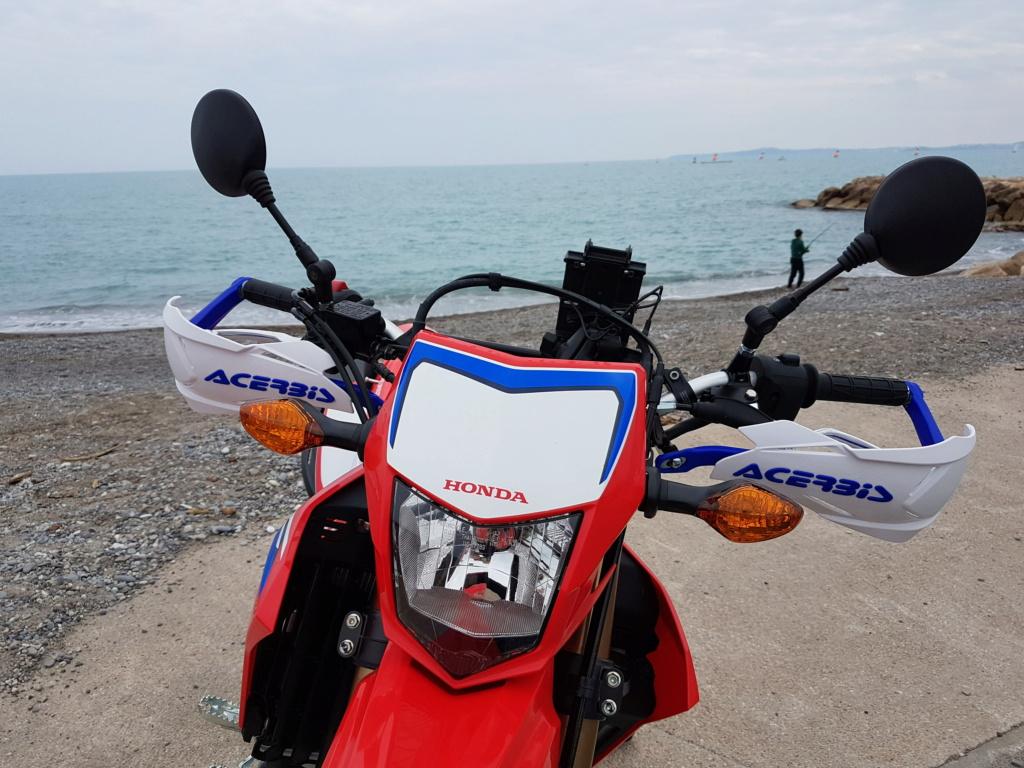 Modifs et accessoires Honda 300 CRF-L 20210417