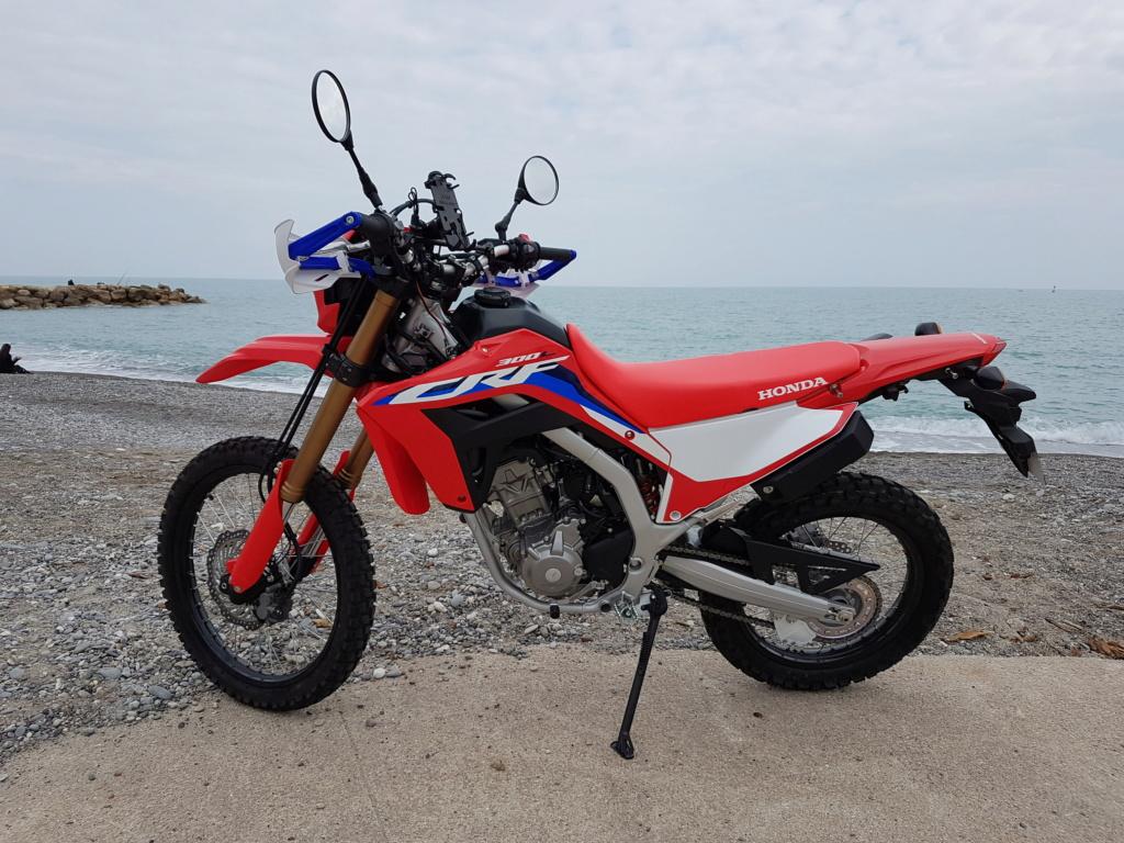 Modifs et accessoires Honda 300 CRF-L 20210418