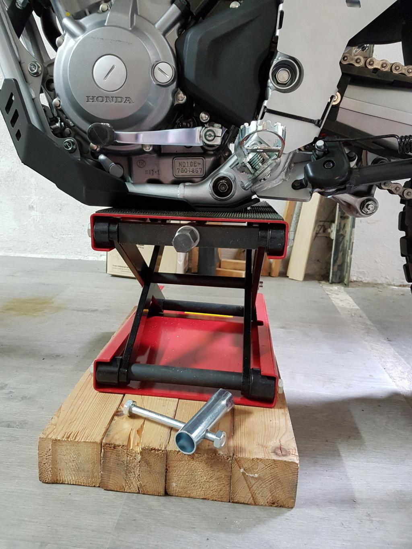 Modifs et accessoires Honda 300 CRF-L - Page 3 20210517