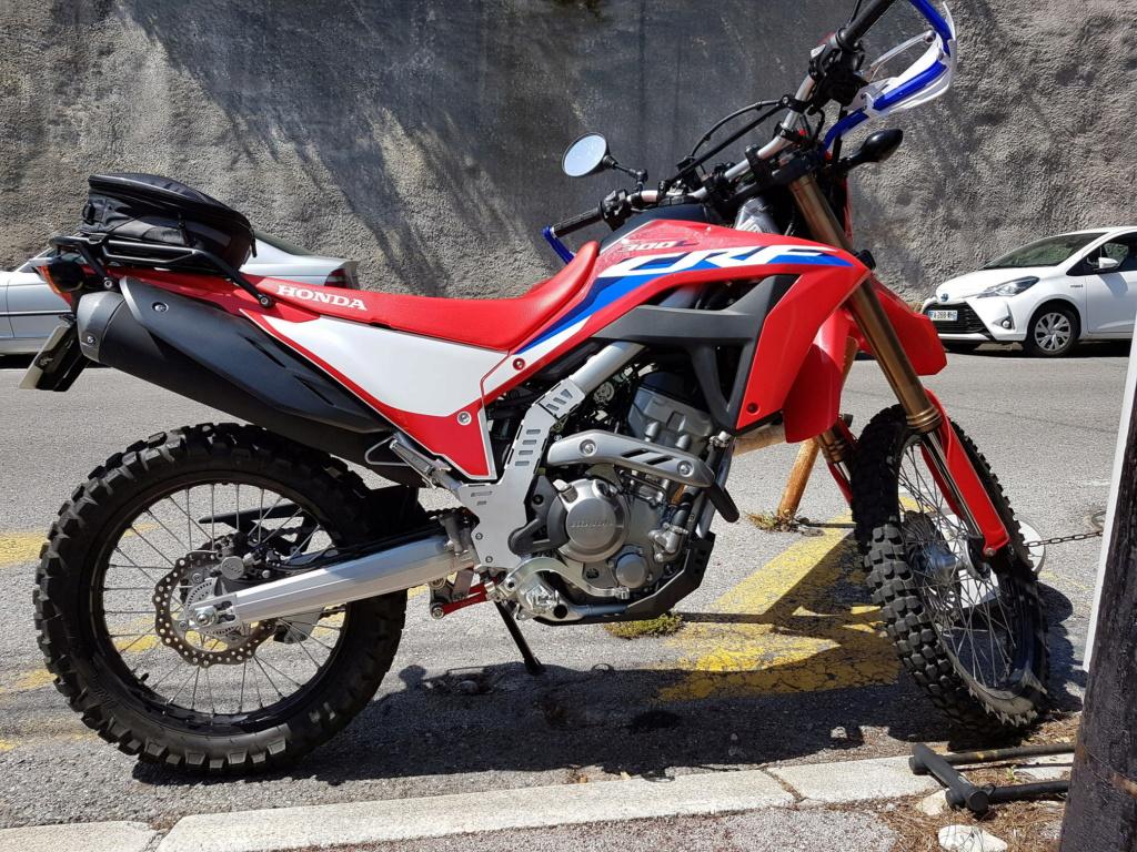 Modifs et accessoires Honda 300 CRF-L - Page 3 20210519