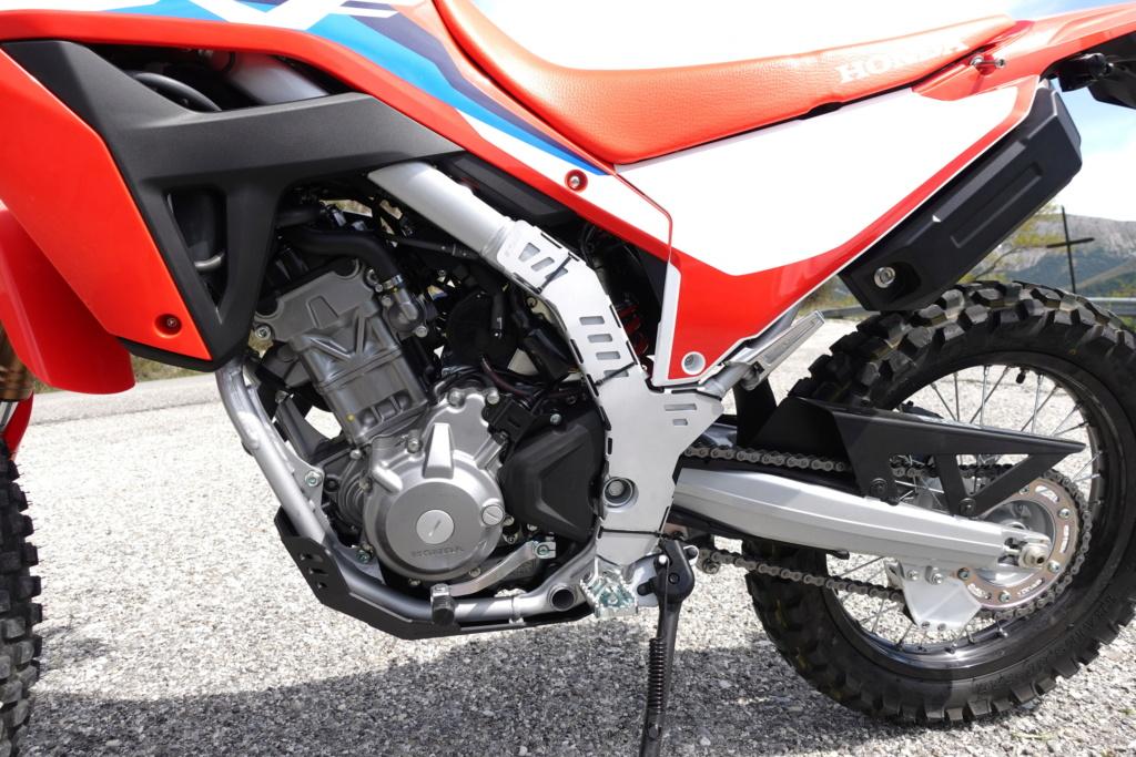 Modifs et accessoires Honda 300 CRF-L - Page 2 Dsc00412