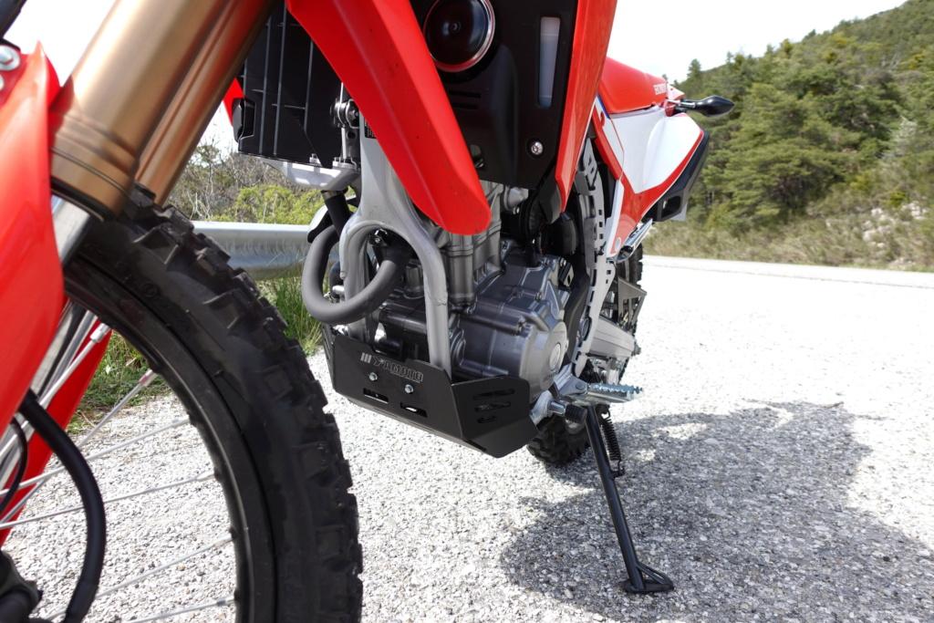 Modifs et accessoires Honda 300 CRF-L - Page 2 Dsc00413