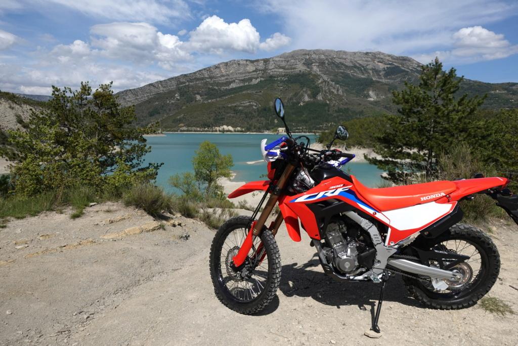Modifs et accessoires Honda 300 CRF-L - Page 2 Dsc00414