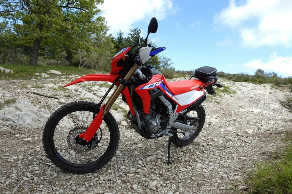 Modifs et accessoires Honda 300 CRF-L - Page 3 Dsc00514