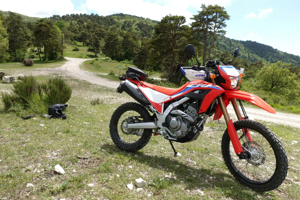 Modifs et accessoires Honda 300 CRF-L - Page 3 Dsc00515