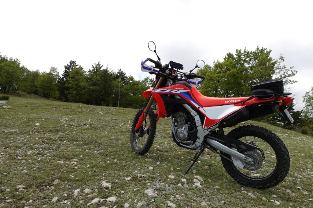 Modifs et accessoires Honda 300 CRF-L - Page 3 Dsc00517