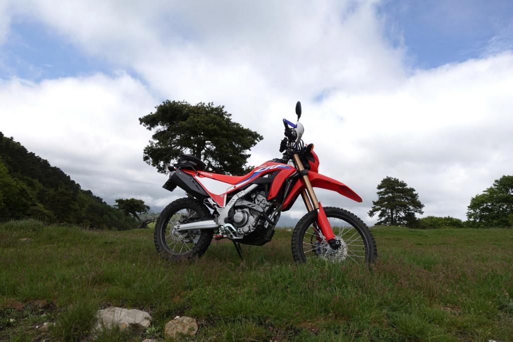 Modifs et accessoires Honda 300 CRF-L - Page 3 Dsc00519
