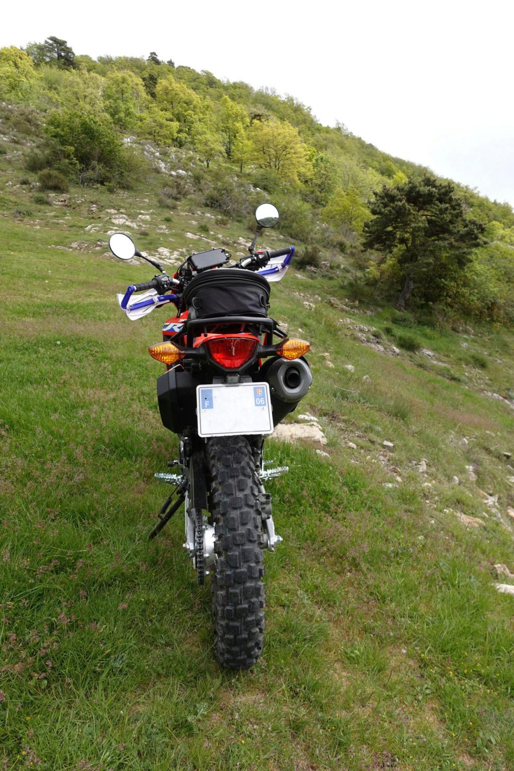 Modifs et accessoires Honda 300 CRF-L - Page 3 Dsc00521