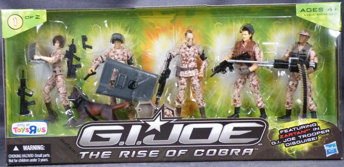 [Review] GI Joe desert 5-pack par Justin Bell Box-0110