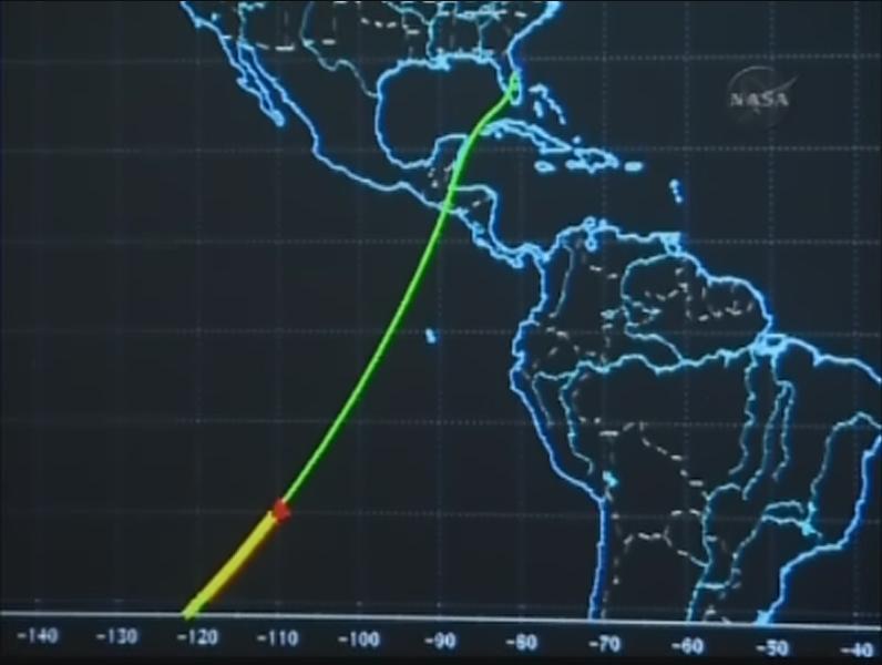 [STS-129] Atlantis : retour sur Terre 27/11/2009 Firefo11