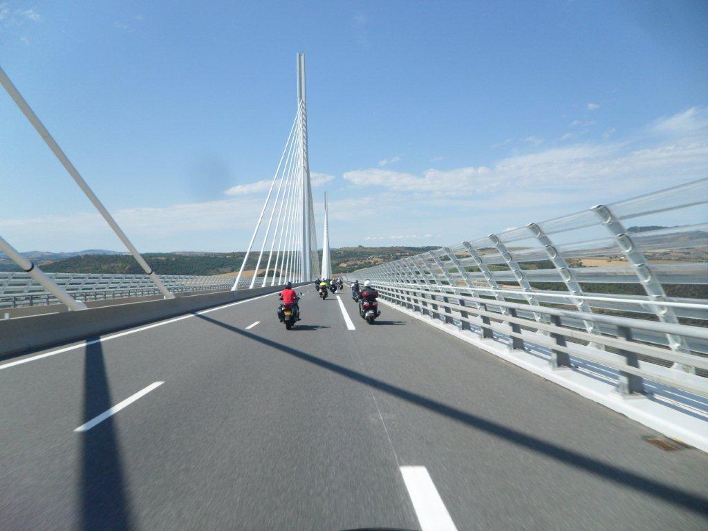 Le Viaduc de Millau 30 juin et 1er juillet Millau10