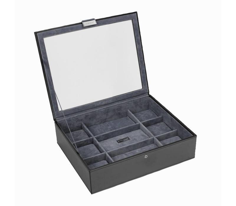 [SUJET UNIQUE] écrin, boîte ou coffret pour ranger les montres... tome II - Page 10 Stacke10
