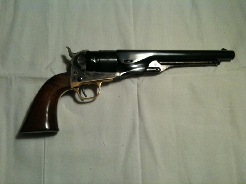 Démontage Colt 1860 Army Uberti Img_0117
