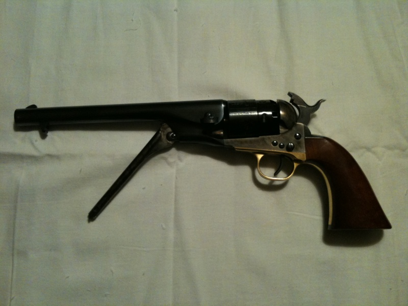 Démontage Colt 1860 Army Uberti Img_0118