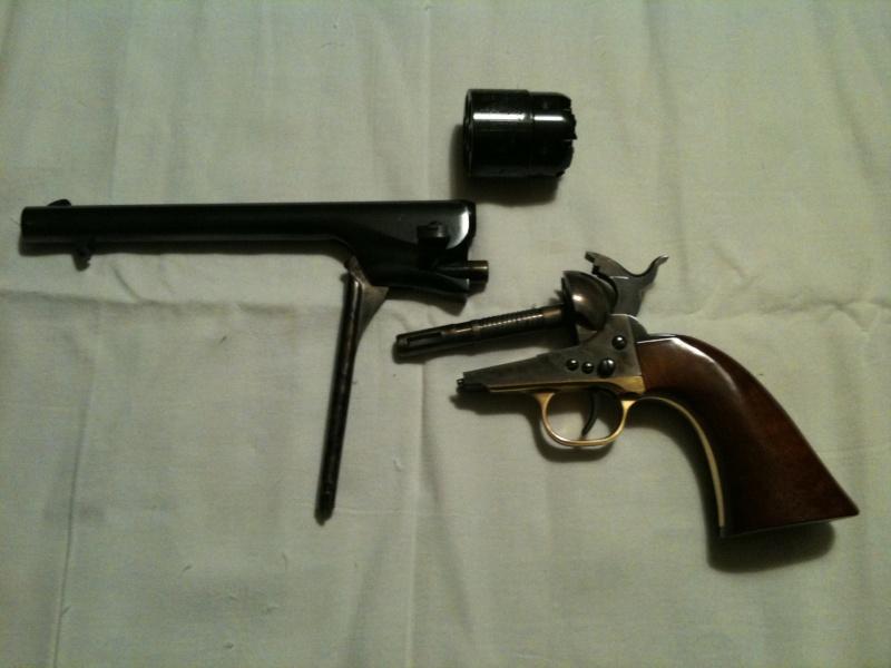 Démontage Colt 1860 Army Uberti Img_0120