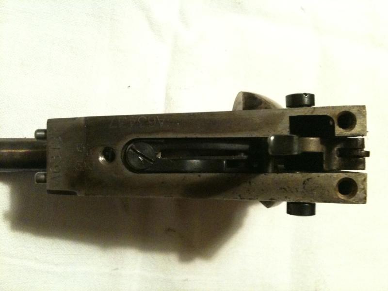 Démontage Colt 1860 Army Uberti Img_0124