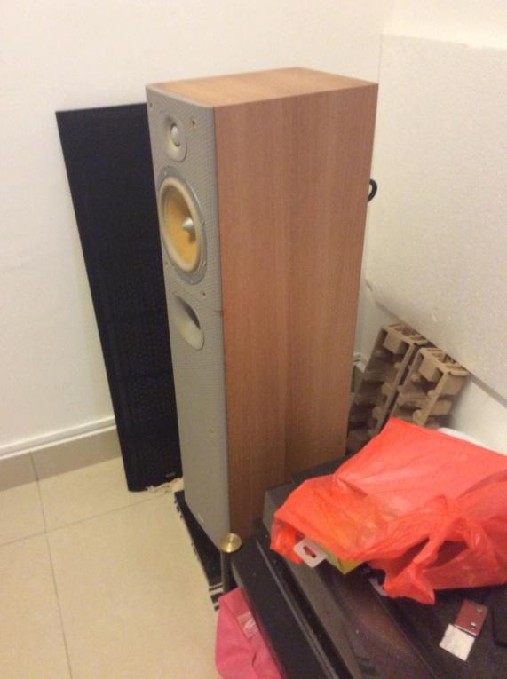 Bowers & Wilkins 602.5 S3 Speakers (Used) 501b8510