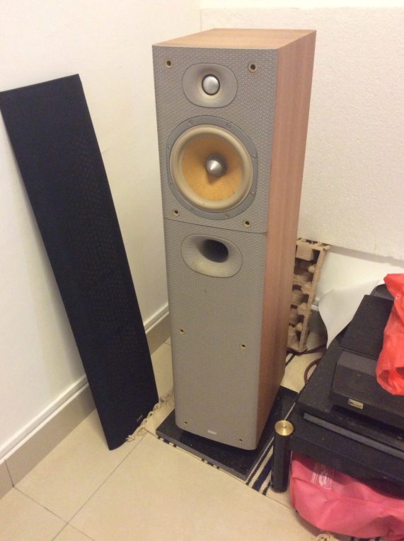 Bowers & Wilkins 602.5 S3 Speakers (Used) 64a07b10