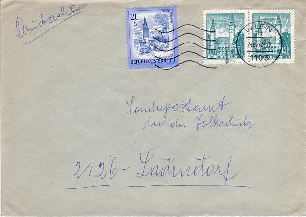 Schönes Österreich 0020au10