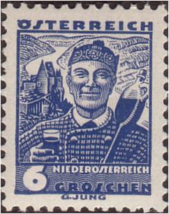 Personalisierte Briefmarke Volkst10