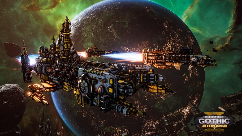 Battlefleet Gothic Armada II 44352410