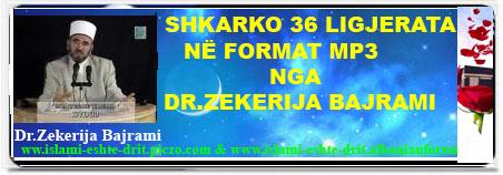 36 Ligjerata nga Dr.Zekerija Bajrami I3390810