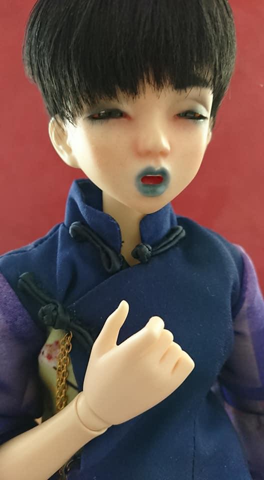 "[Vente/Echange] Unoa ""o"" Boy hybrid Minifee 11944210"