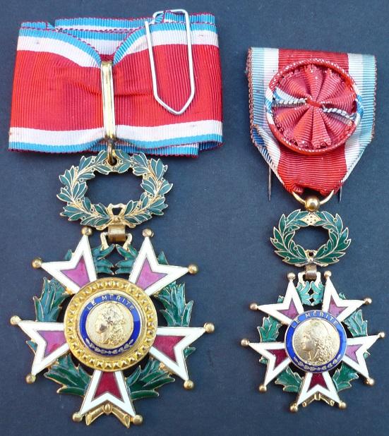 Médaille pour identification 001210